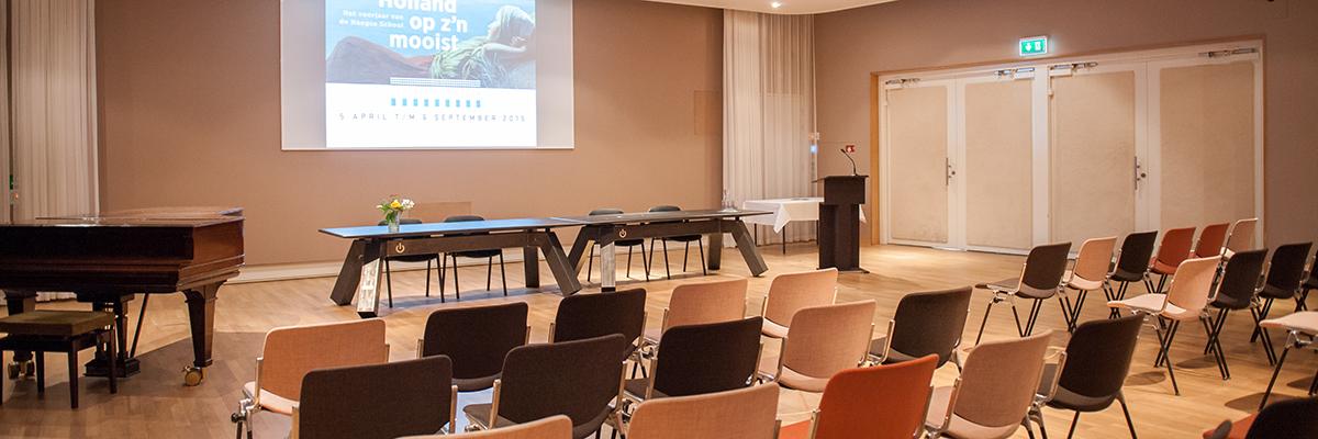 Vergaderen op de sfeervolle locatie van Art & Dining in Dordrecht