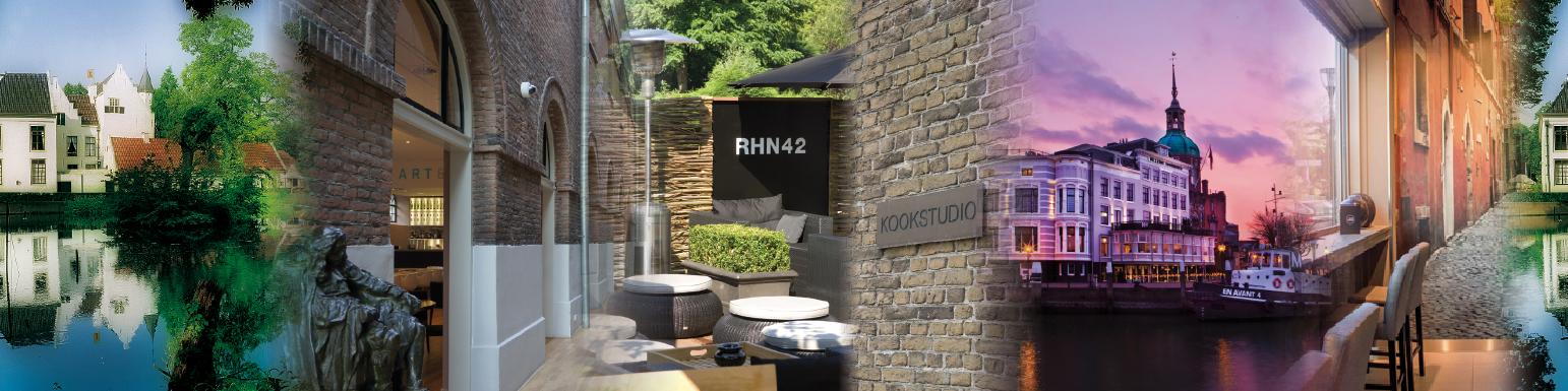 Art & Dining in Dordrecht is onderdeel van de GasteRhoon groep